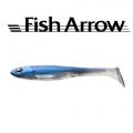 """FLASH J SHAD 4.5"""" Problue/Silver"""
